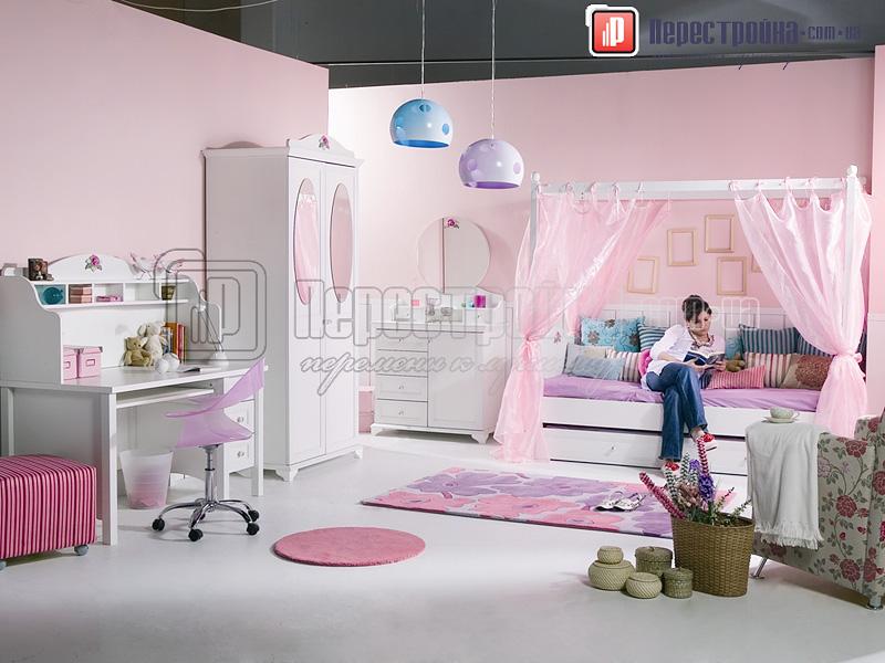 Комната для милой и нежной феи Владелица.